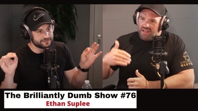 ethan suplee weight loss brilliantly dumb show