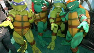 Seth Rogen Is Producing A New 'Teenage Mutant Ninja Turtles' Movie So Let's Try To Figure Out What The Plot Might Look Like