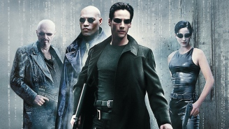 I'm 43 And Watched 'The Matrix' For The First Time And Now I Need A Pill To Make Me Forget That Fact