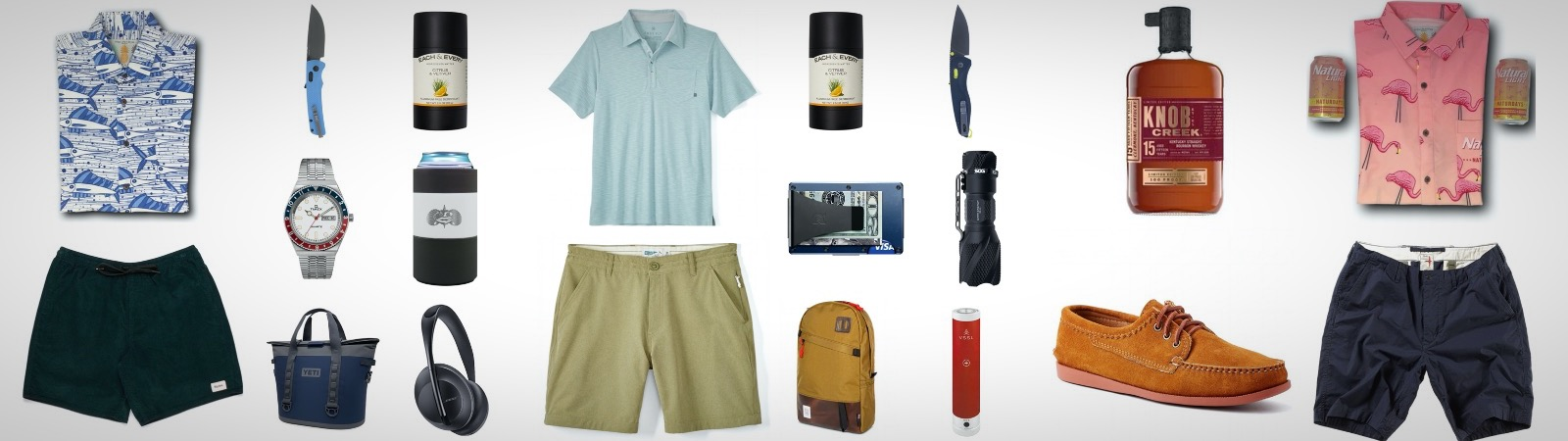 50 'Things We Want' This Week: New Whiskey, Pocket Knives, Golf Apparel, And More