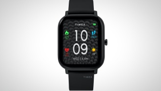 The Timex Metropolitan S Smartwatch Is A 24/7 Fitness Tracker And Boasts A 14-Day Battery Life