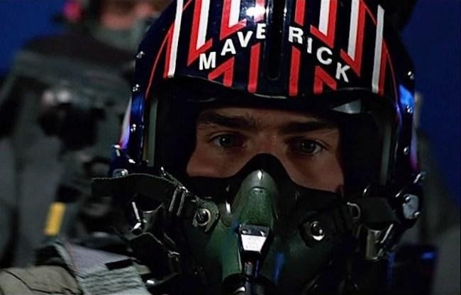 maverick top gun helmet auction