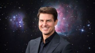 Of Course Tom Cruise Is Going To Be The First Actor To Make A Movie In Literal Space