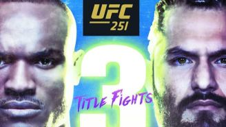 How To Watch UFC 251 Fight Island On Saturday Night via ESPN+