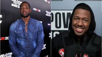 Dwyane Wade Shows Support For Nick Cannon, Who Said White People Are 'A Little Less', 'Closer To Animals', And 'The True Savages'