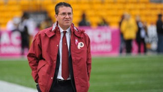Daniel Snyder Reportedly Will Be Fined And Not Forced To Sell The Washington NFL Team After Harassment Allegations
