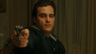 A Gunman Made Ukraine's President Recommend A Joaquin Phoenix Movie On Facebook To End A Hostage Situation