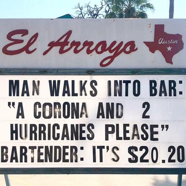 50 best memes bartender joke