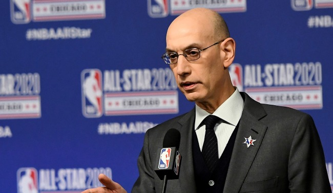Adam Silver Writes Lengthy Letter To NBA Employees Addressing Boycotts