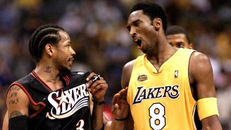 Allen Iverson Writes A Poignant, Heartfelt Letter To Kobe Bryant On Mamba Day 2020