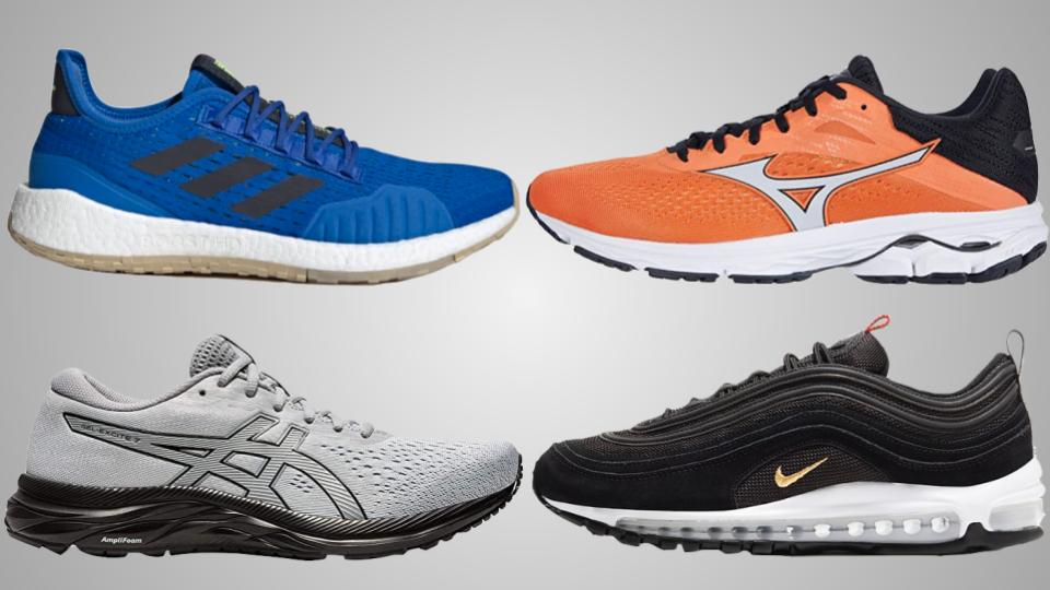 Best Shoe Deals: adidas, ASICS, Mizuno