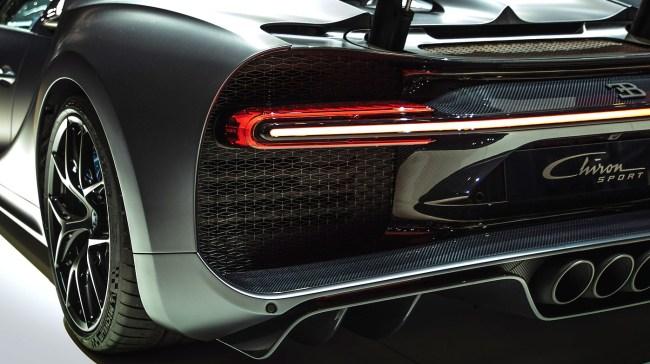 Bugatti Porsche And Mercedes Have 4 Million Accident In Swiss Alps