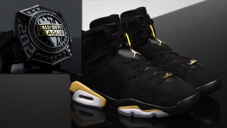 'Call Of Duty' League Drops Sick Jordan 6 'Champs' – Winners Get A Ridiculous Custom Throne