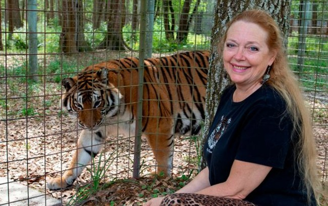 Carole Baskin Reportedly Asking For Big Fee For Tiger King Season 2
