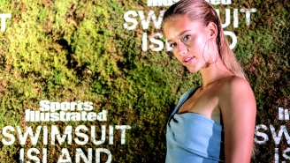 SI Swimsuit Model Changes Teams, Moves On From Giancarlo Stanton To Cody Bellinger