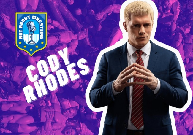 Cody Rhodes Not About Wrestling Interview