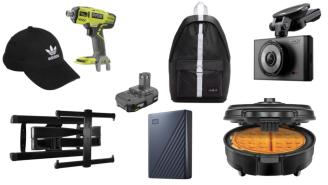 Daily Deals: Pulse Drivers, TV Mounts, Dash Cams, Waffle Makers, adidas Sale And More!