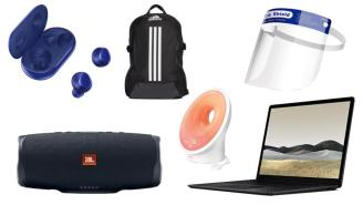 Daily Deals: Earbuds, Face Shields, Laptops, Lamps, Nike Sale And More!