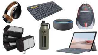 Daily Deals: Keyboards, Smart Speakers, Headphones, Travel Pouches, Dockers Pants Sale And More!