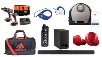 Daily Deals: Speaker Systems, Headphones, Combo Drill Kits, Duffel Bags, Carhartt Sale And More!