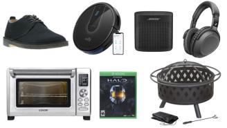 Daily Deals: Fire Pit Sets, Noise Cancelling Headphones, Bluetooth Speakers, Allen Edmonds Sale And More!
