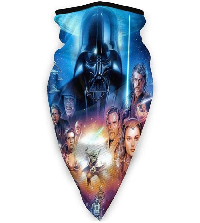 Star Wars Face Masks Neck Gaiters
