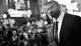 Dave Bautista Reveals He's Been Trying His Hardest To Get Cast As Bane In 'The Batman'