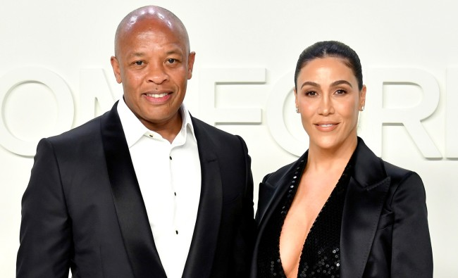 Dr Dre Wife Claims Prenup Papers Invalid Because He Ripped Them Up