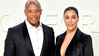 Dr. Dre's Wife Claims Prenup Is Invalid In $1 Billion Divorce Because He Ripped It Up