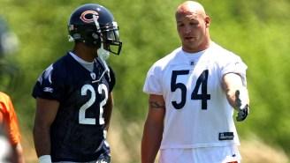 Former Bears RB Matt Forte Blasts Ex-Teammate Brian Urlacher Over NBA Boycott Comments