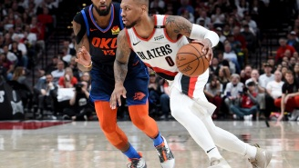Damian Lillard Is Now Beefing With Paul George On Instagram After Pat Beverley Mocked Him For Missing Free Throws During Clippers-TrailBlazers Game