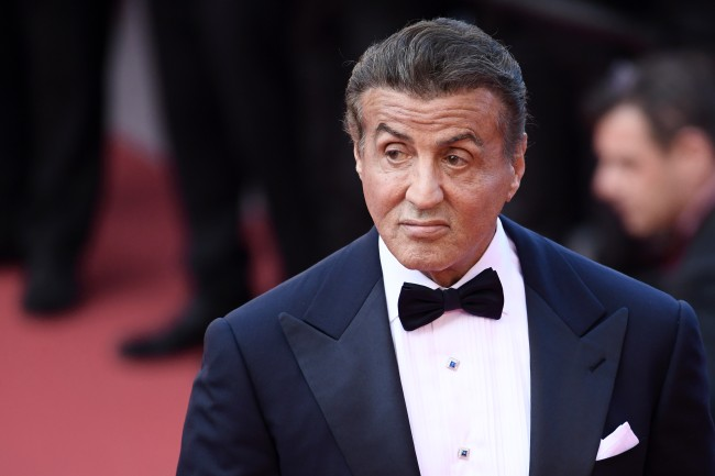 Sylvester Stallone's $350k custom Escalade is like a hotel suite on wheels