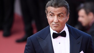 Sylvester Stallone's $350,000 Customized Cadillac Escalade Is A Four Seasons Suite On Wheels