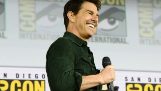 This Video Of Tom Cruise Trying To Be Normal At The Movies Is Deeply Troubling