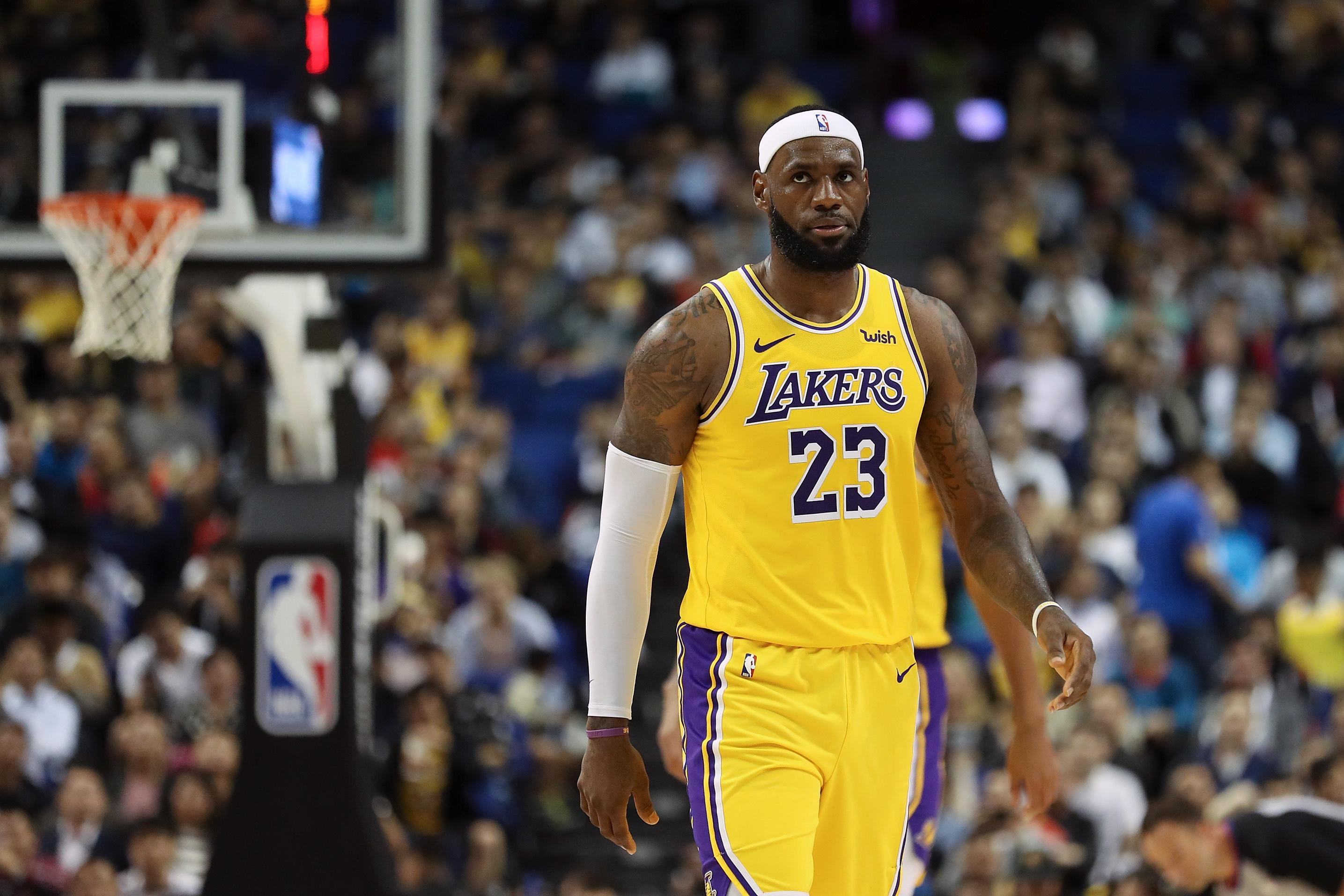 LeBron James to Join Team Jacob