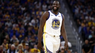 Draymond Green Reacts To Getting Fined $50k By The NBA For Tampering After Making Comments About Devin Booker On Inside The NBA