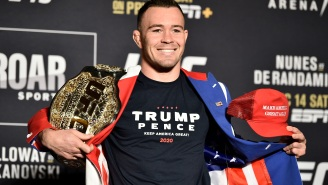 UFC's Colby Covington Wants LeBron James And NBA Players To Quit Their 'Soft Privileged Lives' And Become Cops
