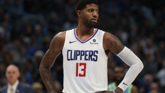 The Internet Mocks Paul George And Gives Him 'Pandemic P' Nickname After Poor Playoff Performance In Game 2 Vs Mavs