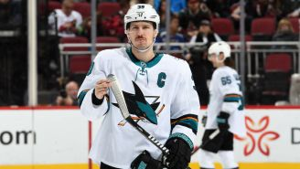 Logan Couture Says He Was Sucker-Punched For Talking About Voting Republican If He Had A Vote
