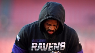Ravens Players Reportedly Want Team To Cut Earl Thomas After He Was Sent Home For Getting Into Heated Altercation With Teammate During Practice