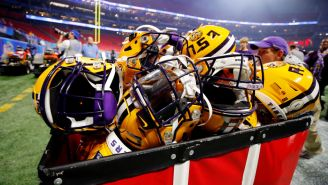 Alabama Vs. LSU Football Game Will Be Postponed Because Of A Halloween Party, COVID-19 Concerns