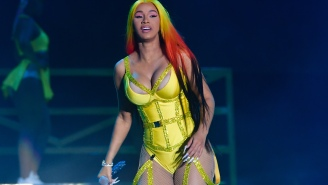 Cardi B And Meg Thee Stallion's New Music Video 'WAP' Is Fun For The Whole Family