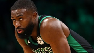 Jaylen Brown Confronted NBA Players And Asked If They Were Actually Going To Protest Or If They Just Wanted To Go Home Because They're Sick Of The Bubble
