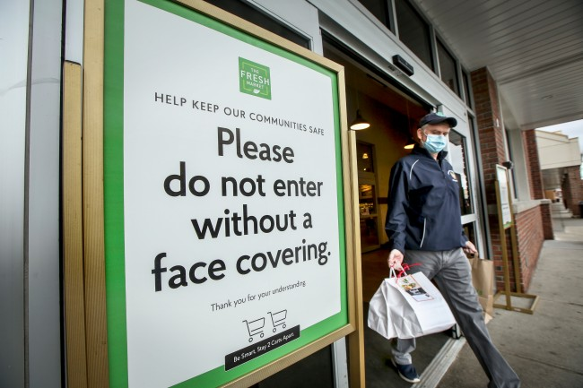 Karen Creates Bogus 'Freedom to Breathe Agency,' Tries To Intimidate Retail Store Workers About Masks