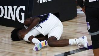 Awful NBA Fans Celebrate Jonathan Isaac's Season-Ending Injury Days After He Stood During Anthem
