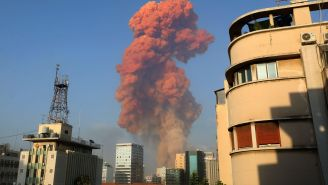 Massive Explosion In Beirut Is The Biggest Non-Military Explosion I've Ever Seen