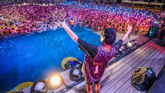 Wuhan Trolls The Rest Of The World With Massive EDM Pool Party And Karens Are Pissed