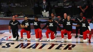 'Emotionally Traumatized' NBA Players Are Seriously Considering Leaving NBA Bubble And Boycotting Games After Jacob Blake Shooting