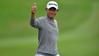 Collin Morikawa Gives Honest Explanation As To Why He Has No Interest In Watching HBO's Tiger Woods Documentary