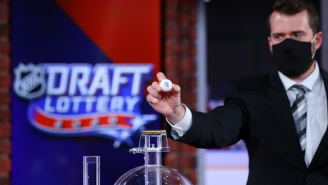 NHL Draft Conspiracy Theorists Were On Fire After The Rangers Were Awarded The #1 Overall Pick Under Controversial Circumstances